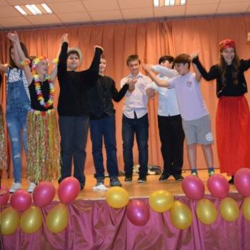 "eTwinning проект "" Let's Play in English"